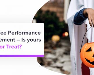 Halloween Trick or Treat - Employee Performance Management